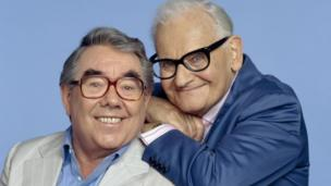 Corbett and Barker reunited for The Two Ronnies Sketchbook in 2005, but Barker's health was deteriorating. He died in October of that year, and the final episode, a Christmas special, aired posthumously in December with tributes from his long time partner and friend.