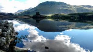 Cregennan Lake, Snowdonia