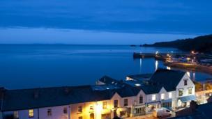 Saundersfoot, Pembrokeshire