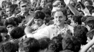 """તે સમયના ગુજરાત પ્રદેશ કોંગ્રેસના મંત્રી જયેશ શાહ તેમના સ્મરણો વાગોળતા કહે છે કે """"સતત ચાર દિવસ સુધી વહેલી સવારથી લઇ રાત સુધી રાજીવ ગાંધી પ્રવાસ કરતા હતા. આ દરમિયાન રાજીવના ચહેરા પર ક્યારેય મેં થાક જોયો નથી"""""""