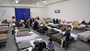 Italy, earthquake