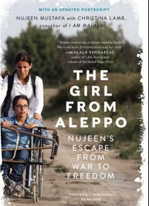 كتاب نوجين مصطفى بعنوان الهروب من الحرب إلى الحرية