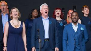 Lewisham & Greenwich NHS Choir