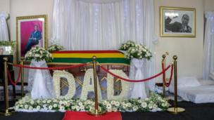 Akaptị ozu Mugabe