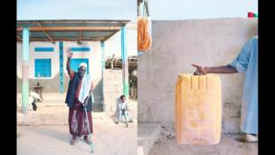 Hassan, 80 years old, from Gargara, Awdal region, Somaliland.