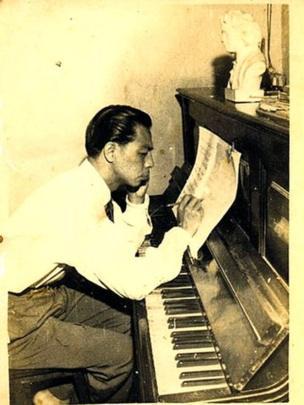 Nhạc sỹ Tô Hải