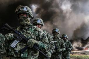 قوات مارينز مكسيكية