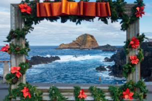 Frame in Madeira