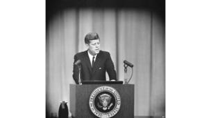 अमरीका के राष्ट्रपति कैनेडी