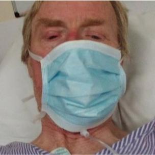 • استوارت بویل میگوید میتوانسته حمله ویروس به ریههایش را حس کند، اتفاقی که تنفس را برایش سخت کرده بود