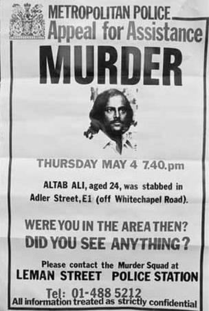 Murder of Ali Altab
