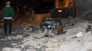 زلزلے