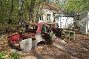 Lada in Ukraine