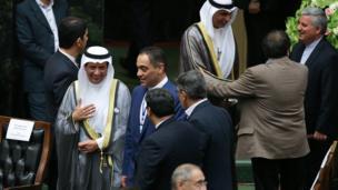 میهمانان خارجی به طور گستردهای برای مراسم تحلیف آقای روحانی دعوت شده بودند