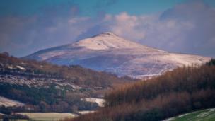 Sugar Loaf, Abergavenny, Monmouthshire