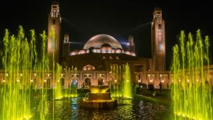 بحیرہ مسجد، لاهور