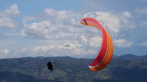 """Foto de un lector de BBC Mundo por el tema """"Aire libre"""""""