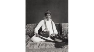 বুন্ডি'র মহারাও রাজা রামসিং সাহিব বাহাদুর,