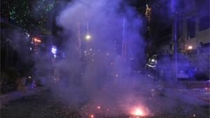 Bikin Diwali