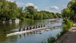 Oxford University Eights Week