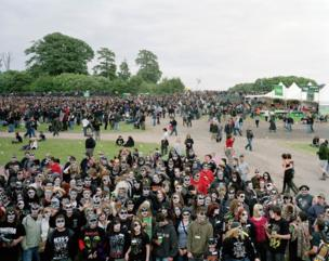 Download Festival, Donington Park, Castle Donington, Leicestershire, 13 June 2008
