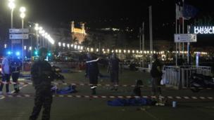 Нападение в Ницце