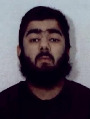 Usman Khan, de 28 años