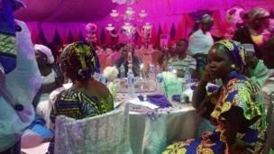 Bikin kammala horas da 'yan matan Chibok