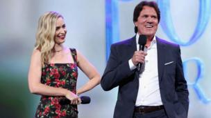 Emily Blunt and Mary Poppins Returns director Rob Marshall