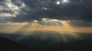بابک: تهران از کوه توچال