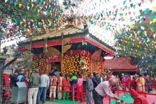 काठमाण्डूको मैतीदेवी मन्दिर