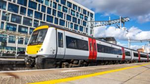 Class 170 train