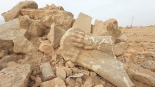 इराक का प्राचीन शहर निमरूद