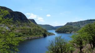 Pat Penketh took this picture of Garreg Ddu reservoir in Elan Valley.