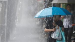 ฝนตกในกรุงเทพฯ