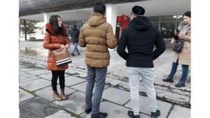 Социалдык тармактарда студенттерди шайлоо участогуна тобу менен ташып жаткандыгы талкууга алынды