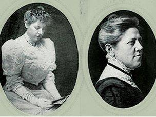 The Hill sisters