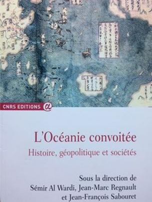 Bìa cuốn sách về châu Đại Dương