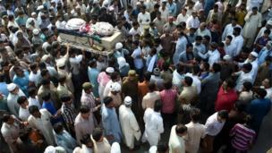 لاہور بم دھماکہ