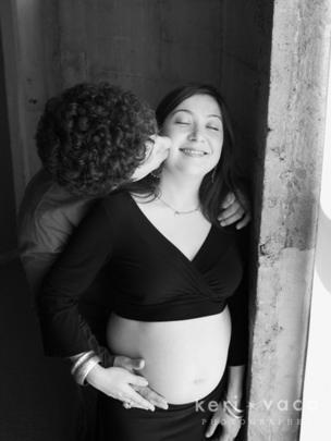 Mujer embarazada, Homeless Prenatal Program
