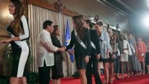 मिस यूनिवर्स प्रतियोगिता