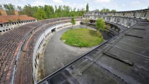 La Villa Olímpica de Elstal, Berlín