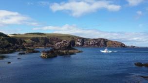 St Abbs Bay
