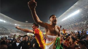 مشجعو الترجي التونسي