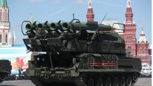روسی پریڈ