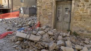 ترکی زلزلہ