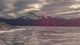 अब्राहम झील, कनाडा