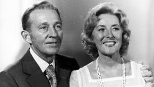 Vera Lynn and Bing Crosby