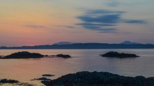 Isles of Rum and Skye