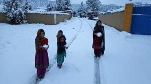 زیارت د بلوچستان له هغو سیمو یو دی چې تر ټولو ډېره واوره پکې اوري.